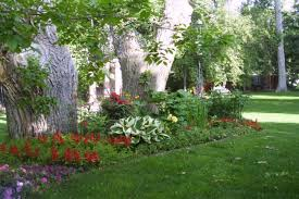 Small Picture Plain Flower Garden Ideas Shade Shady Picture In Design