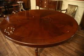 Formal Round Dining Room Sets Impressive Round Table Mahogany Dining Formal Furniture Dining