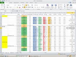 Zone Diet Spreadsheet Outstanding Spreadsheet Templates