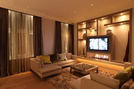 lighting in a room. Living Room Downlights Lighting In A E