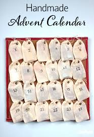 easy calendars easy handmade advent calendar soap queen