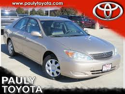 Pre-Owned 2004 Toyota Camry LE 4D Sedan in Crystal Lake #28976A ...