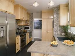 Eco Light Colored Kitchen Cabinets