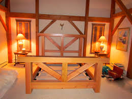 diy lighting truss. Full Size Of Custom Timber Frame Byiler Woodworks Llc Custommadeds For King Diy Plans Bunk Designs Lighting Truss H