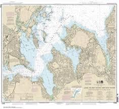 12366 Long Island Sound And East River Hempstead Harbor To Tallman Island Nautical Chart