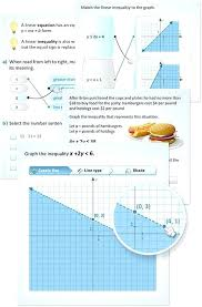 one solution math new activity linear inequalities not always just one solution to a math problem