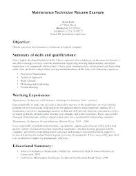 Building Maintenance Resume Sample Building Maintenance Building Impressive Maintenance Qualifications Resume
