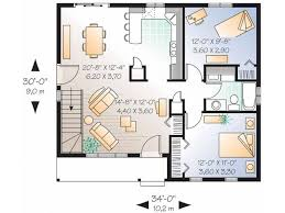 2 Bedroom House Blueprints Fascinating 5 Get Small House, Get Small House  Plans : Two Bedroom House Plans. »