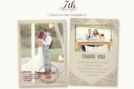 thank you card collection images free printable wedding thank you Wedding Thank You Cards Printable printable wedding thanks 3 with photo layout combination style classical brown with pattern square and antique romantic free wedding thank you cards printable free