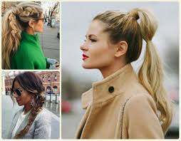 Quick Cute Ponytail Hairstyles Cute Hairstyles With Ponytails 4 Easy Ponytail Hairstyles Quick
