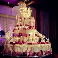 Massive Castle Wedding Cake Huge Stunningly Creative Love This