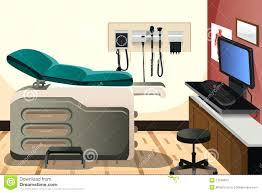 doctors office furniture. vintage doctors office furniture pediatric doctor copyspace illustration miniature medical t