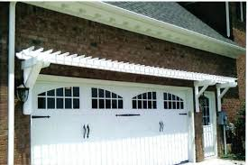 garage door arborSheds and Other Projects