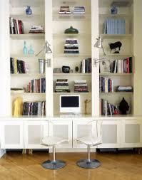 built in bookshelves decorating ideas