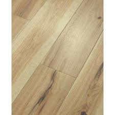 take home sle grand central hickory natural water resist engineered hardwood flooring 7 in x