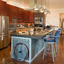 Rustic Counter Stools Kitchen Rustic Corrugated Metal Basement Eclectic With Bar Stool Pool