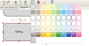 Flow Chart Colors How To Choose Diagram Colors To For Professional Looking