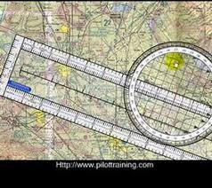 How To Use A Plotter On A Sectional Chart How Pilots Know Where To Go Using A Plotter