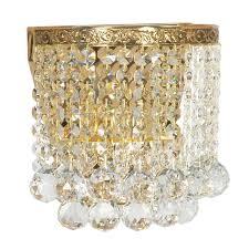 Настенный светильник <b>Arti Lampadari Castellana</b> E 2.10.501 G ...