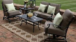 outdoor front porch furniture. Phenomenal-patio-porch-furniture-black-and-grey-square- Outdoor Front Porch Furniture U