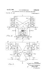 Transistor large size patent us2990478 anti saturation circuits for transistor drawing emitter transistor