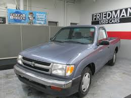1998 TOYOTA TACOMA for sale at Friedman Used Cars | Bedford ...
