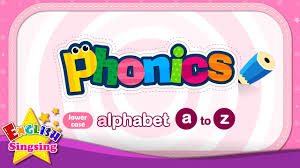An alphabet sounds chart is a great resource for young readers and writers. Phonics Alphabet Letter A To Z Lower Case Small Letter Learn English For Kids Youtube