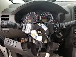 Steering Wheel Control Lights Not Working The Nissan Path View Topic Cruise Control Blinking And