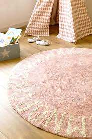pink rug nursery home decor rugs for trend your baby