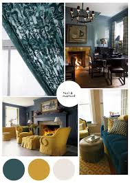 Peacock Colors Living Room Color Palette Inspo Dark Teal And Mustard Offices Dark And