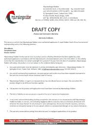 warranty template word product warranty certificate template word guarantee sales proposal