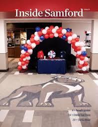 Samford Universitys Inside Samford Magazine Spring 2019 By