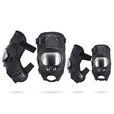 lennonsi <b>4PCS</b>/<b>Set</b> Motorcycle & MTB Knee Pads Elbow Short ...
