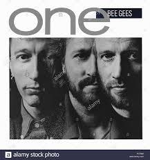 Bee Gees - One-vintage Vinyl cover Album (Vorne Stockfotografie - Alamy