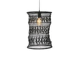 Draad Lamp Zwart 50 Cm Lime Light Bv