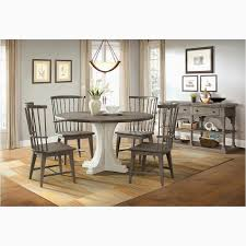 white round pedestal dining table harmonious riverside furniture round pedestal dining table base in