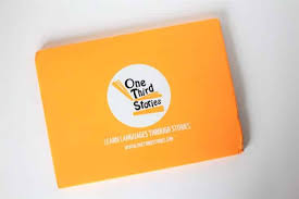 one third stories kids spanish to english book subscription box may 2018
