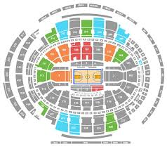 Msg Chart Seating