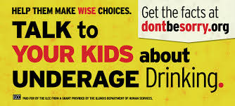 - Campaign Creative Drinking Birk Birkcreative Anti-underage Creates New