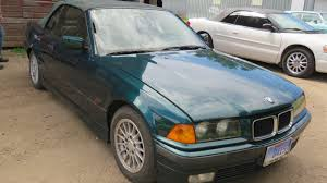 Lot 6M – 1996 BMW 328i Convertible | VanderBrink Auctions