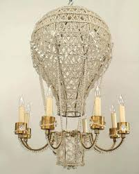 diy balloon chandelier the best balloon chandelier ideas on surprise french crystal hot air balloon chandelier