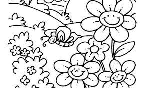 Pagine Da Colorare Stampabili Disegni Da Colorare Sulla Primavera