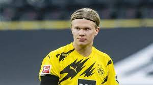 Manchester City join Real Madrid in race for Borussia Dortmund striker  Erling Haaland - Paper Round - Eurosport