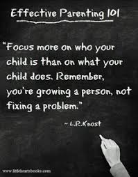 Being A Parent Quotes Magnificent Effective Parents Work Themselves Out Of A Job LRKnost