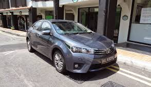 Shaun Owyeong: The All-New Toyota Corolla Altis – A Legend ...