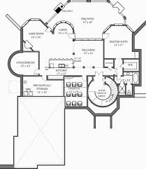 House Plans House Plans With Basement Image All About House And - House with basement plans