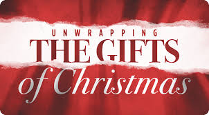 unwrapping the gifts of