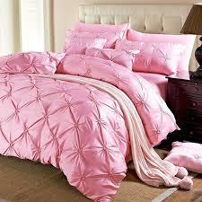 duvet covers silk bedding set