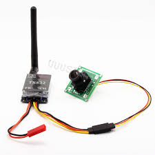 fpv kit 800tvl cctv camera with 600mw 5 8g ts832 video transmitter Ground Wire Connectors at Ts832 Transmitter Wiring Diagram