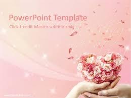 Wedding Powerpoint Template Free Free Wedding Ppt Template Authorstream